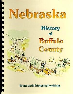 History of Buffalo County Nebraska / History