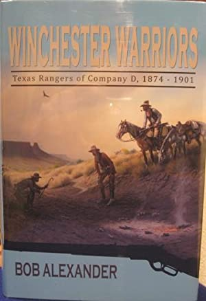 Winchester Warriors, Texas Rangers of Company D, 1874-1901: Alexander, Bob