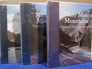 Many More Mountains - Three Volume Set: Nossaman, Allen