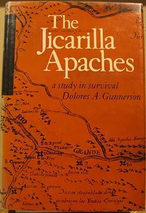 The Jicarilla Apaches: A Study in Survival: Gunnerson, Delores A.