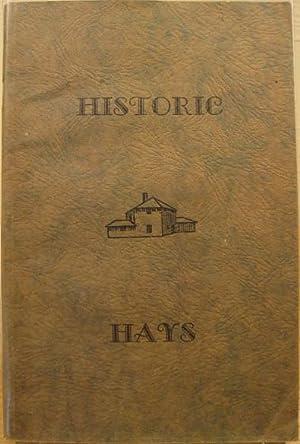 Historic Hays: Hill, W.A.