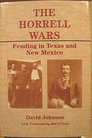The Horrell Wars, Feuding in Texas and New Mexico: Johnson, David