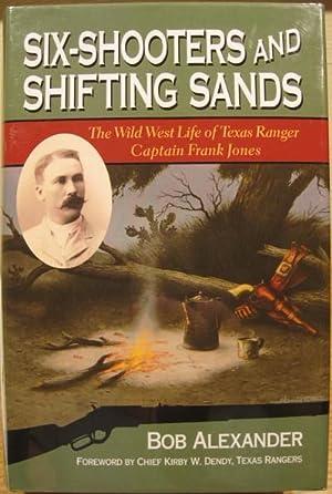 Six-Shooters and Shifting Sands: Alexander, Bob