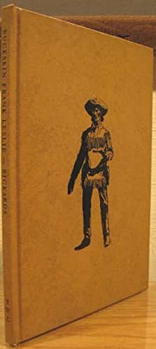 Buckskin Frank Leslie, Gunman Of Tombstone: Rickards, Colin