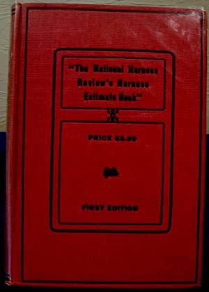 "The National Harness Review's Harness Estimate Book"": Jackson, Jefferson"