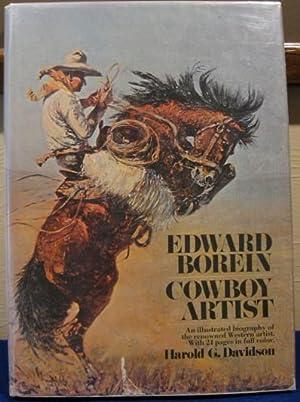 Edward Borein, Cowboy Artist: Davidson, Harold G.