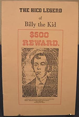 The Hico Legend of Billy the Kid: Hefner, Bill