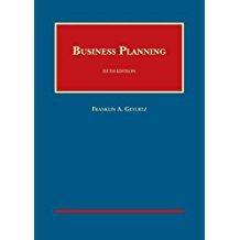 Business Planning (University Casebook Series): Gevurtz, Franklin