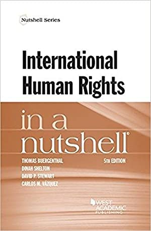 International human rights in a nutshell international human rights in a nutshell array buergenthal thomas shelton dinah stewart international human rh abebooks com fandeluxe Gallery
