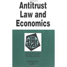 Antitrust Law and Economics in a Nutshell: Gellhorn, Ernest; Kovacic,