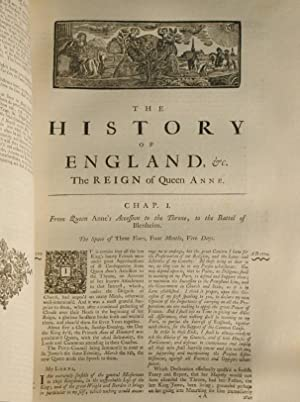 The History of England, During the Reigns of the Royal House of Stuart. . (with) The History of ...
