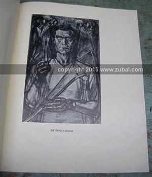 Catalogus Bijschriften van Jan Toorop. Gedichten van Dr. P. C. Boutens, voorwoord van Otto van ...