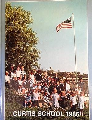 Curtis School 1986 Yearbook: Curtis School