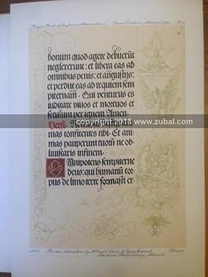 Prayer Book of Emperor Maximilian I 1515: Maximilian I. Albrecht