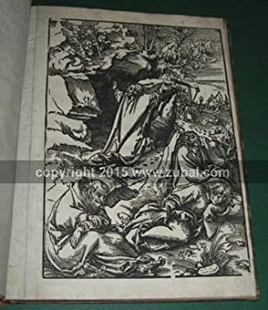 Passio D.N. Iesv Christi Venvstissimis Imaginibvs Eleganter Expressa ab, Luca Cranogio Anno. 1509.:...