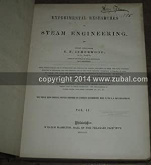 Experimental Researches in Steam Engineering, etc. etc., The Whole Being Original Matter Composed ...