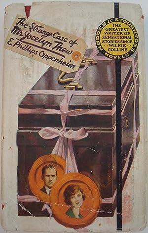 The Strange Case of Mr Jocelyn Thew: OPPENHEIM, E. Phillips