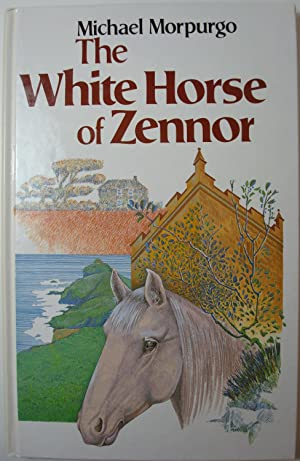 The White Horse of Zennor - SIGNED by the author.