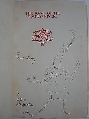 King of the Golden River - inscribed: RUSKIN, John