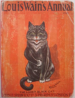 Louis Wain's Annual 1915