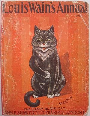 Louis Wain's Annual 1915: WAIN, Louis