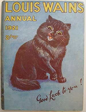 Louis Wain's Annual 1921