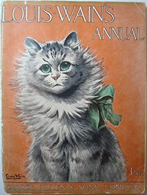 Louis Wain's Annual 1909-10: WAIN, Louis