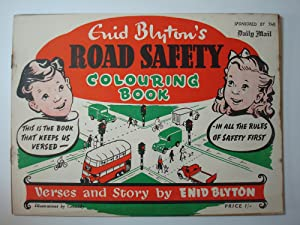Enid Blyton's Road Safety Colouring Book