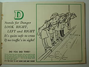 Enid Blyton's Road Safety Colouring Book: BLYTON, Enid