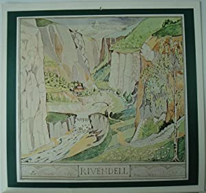 J. R. R. Tolkien Calendar 1974: TOLKIEN, J R R