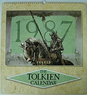 The Tolkien Calendar 1987: TOLKIEN, J R R