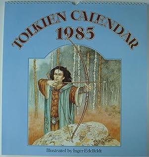 Tolkien Calendar 1985: TOLKIEN, J R R