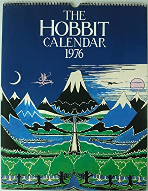 The Hobbit Calendar 1976: TOLKIEN, J R