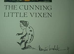 The Cunning Little Vixen - Signed &: TESNOHLIDEK, Rudolf