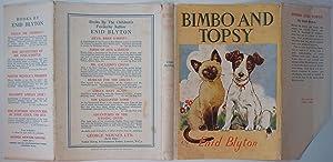 Bimbo and Topsy: BLYTON, Enid