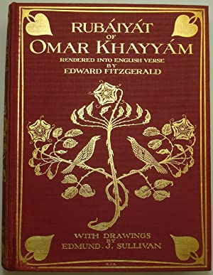 Rubaiyat of Omar Khayyam - with original dust jacket.