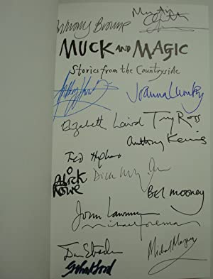 Muck and Magic - SIGNED by 17 authors/illustrators