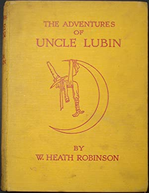 The Adventures of Uncle Lubin - SIGNED by author