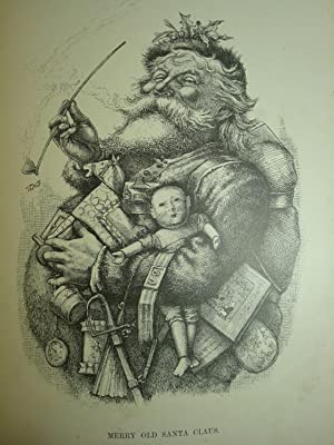 Christmas Drawings for the Human Race: NAST, Thomas