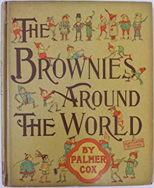 The Brownies Around The World (with dust jacket)