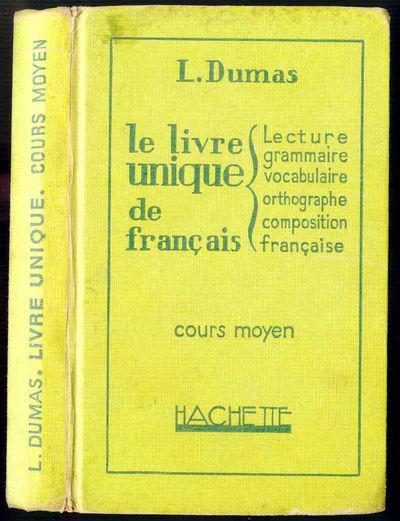 Le Livre Unique De Francais Lecture