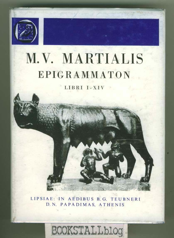 Epigrammaton : libri I-XIV