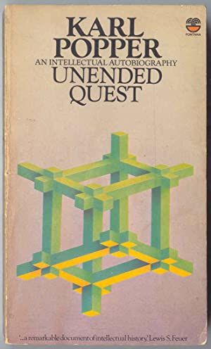Unended Quest an Intellectual Autobiography: Popper, Karl