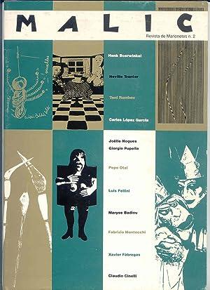 Malic Revista De Marionetes. nº 1: Edited