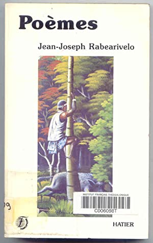 Poemes: Rabearivelo, Jean-Joseph