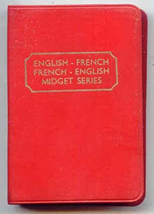 English-French French-English Midget Series Dictionary
