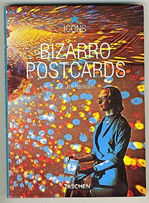 Bizarro Postcards : Icons
