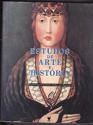 Estudos de Arte e História: Homenagem a