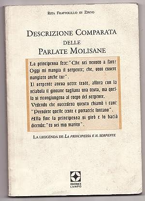 Descrizione Comparata delle Parlate Molisane - La: Rita Frattolillo Di