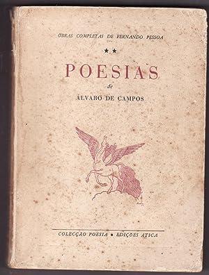 Poesias: Álvaro de Campos